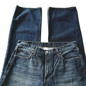 """Lucky Brand """" Dungarees """" Men's Blue Jeans"""
